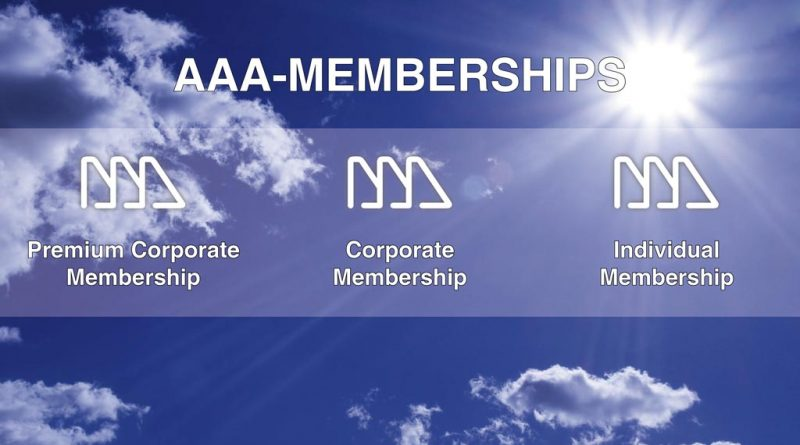 NEW AAA-MEMBERSHIPS